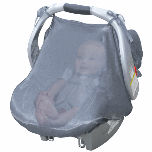 Jolly Jumper Solarsafe Car Seat Net for 85% UVB and 82% UVA Protection