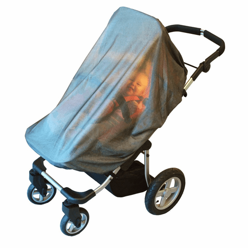 Jolly Jumper Solarsafe Stroller Net for 85% UVB and 82% UVA Protection