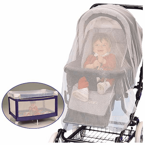 Jolly Jumper Stroller or Playpen Net Cover