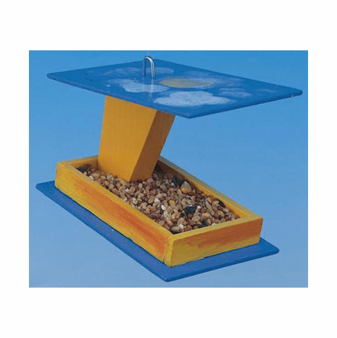 Kids Make Your Own Bird Feeder Wood Craft Project Kit
