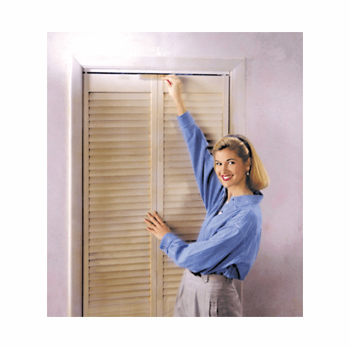Mommy's Helper Bi-Fold & Closet Doors Slide-Lok Child Safety Lock