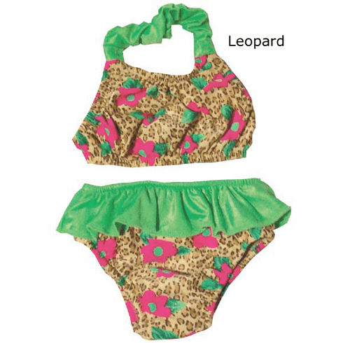 My Pool Pal Baby & Toddler 2 Piece Swimster Halter Swim Diaper Bathing Suit