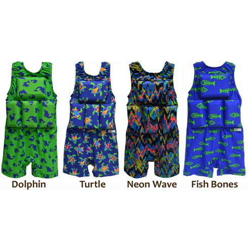 My Pool Pal Boys Toddler Flotation Swim Suits