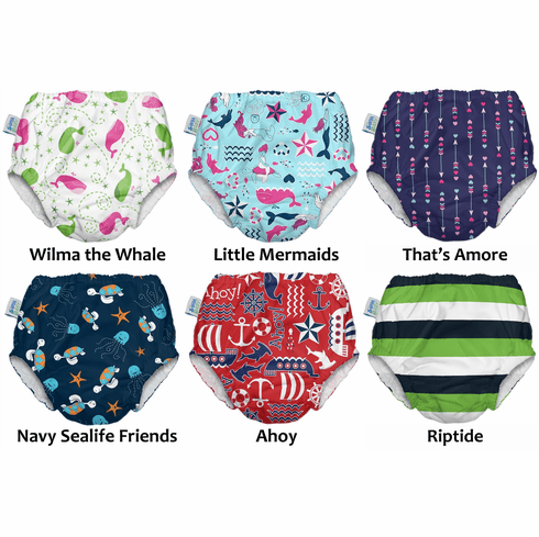 My Swim Baby Reusable Swim Diaper for Boys & Girls
