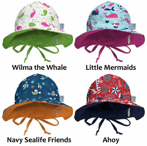 My Swim Baby Sun Hat for Boys or Girls