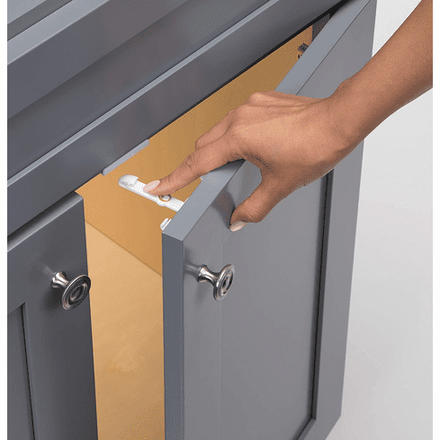 Pack of 4 Safety 1st Adhesive Cabinet & Drawer Latches
