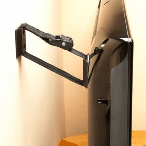 Parent Units Black Anti-Tip Anchoring System