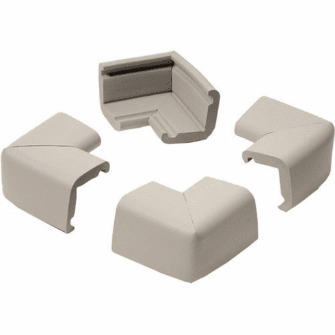 Prince Lionheart Cushiony Jumbo Corner Guards in Beige or Brown