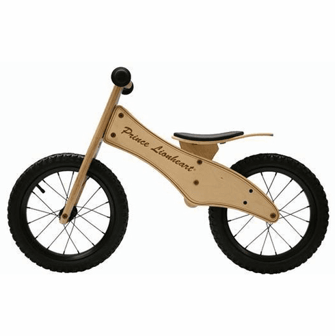 Prince Lionheart Wood Children's Balance Bike