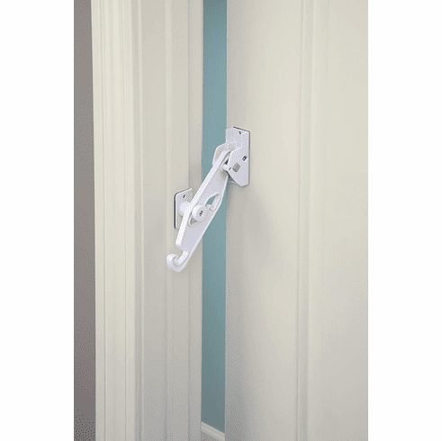 Safety 1st Adhesive Top of Door Lock with Pinch Guard