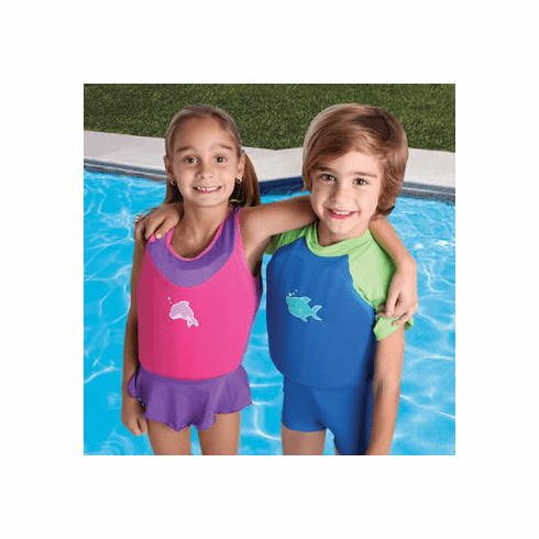 Swimways Swim Steps 2 Swim Shorty Floatwear