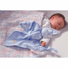 The Snoedel Infant, Newborn or Preemie Baby Sleeping & Bonding Aid Blanket