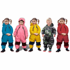 Tuffo Kids Muddy Buddy Waterproof Rain Suit Coveralls