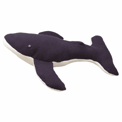 Under the Nile Egyptian Organic Cotton Stuffed Animal Humback Whale Endangered Species Collection