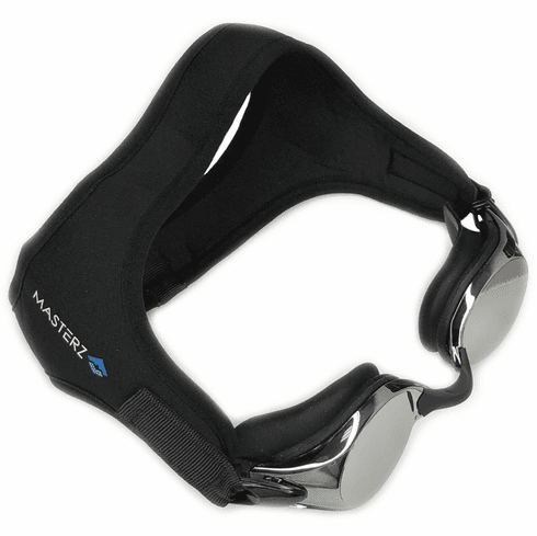 Youth/Adult Masterz Rayz Neoprene Adjustable Swimmer's Frogglez Goggles