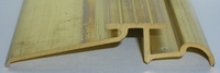 "Interlocking Threshold 4"" Wide x 15/16"" Tall"
