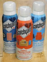 Scotchgard Products by 3M