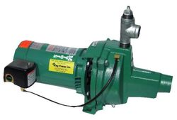 Myers Shallow Well Jet Pump 28 GPM 1 HP # HJ100S (B)