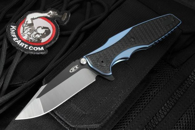 Zero Tolerance 0393 Hinderer Design ZT 0393 Flipper