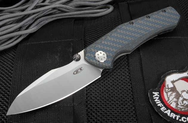 Zero Tolerance 0850 Sinkevich/Rexford Design Folding Knife - 20CV Steel