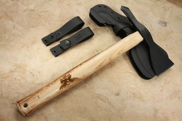 American Tomahawk Model 1 Hickory Handle - Black
