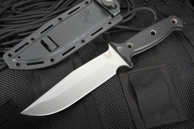 Benchmade 119 Arvensis Tactical Fixed Blade