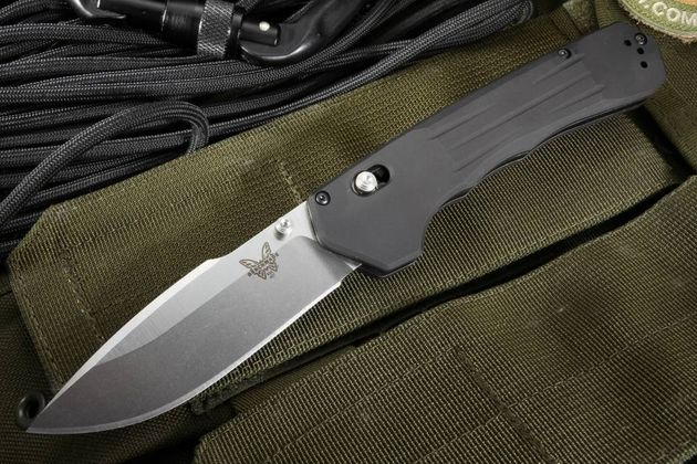 Benchmade 407 Vallation Assisted Opening Folding Knife