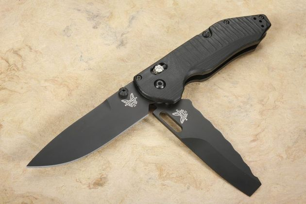 Benchmade 365BK Outlast - Dual Blade Rescue Knife