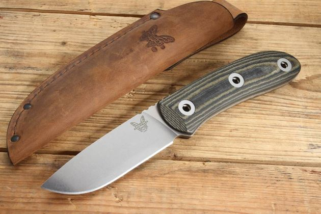 Benchmade Pardue Hunter - American-made Hunting Knife