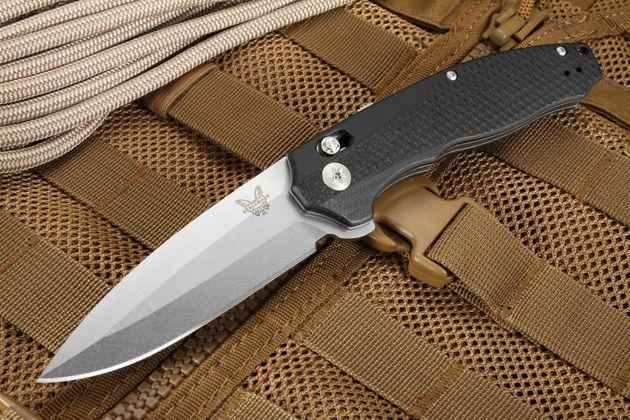 Benchmade Vector 495 Assisted Opening Folding Knife