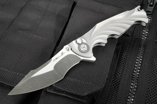Brian Tighe - Integral Tighe Breaker Compound Grinds Tactical Flipper