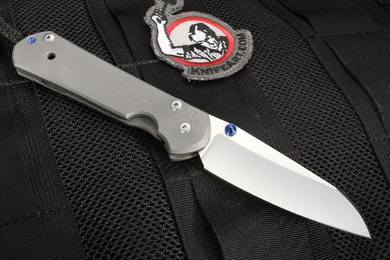 Chris Reeve Large Sebenza Insingo - Left Handed