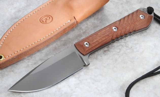 Chris Reeve Nyala Bushcraft / Hunting Knife with S35VN Steel