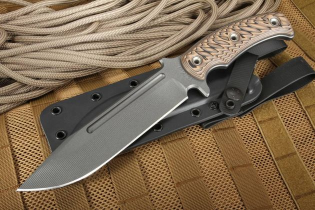 RMJ Tactical Combat Africa - Hyena Brown