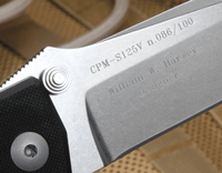 CPM S125V Steel - Knife Super Steel