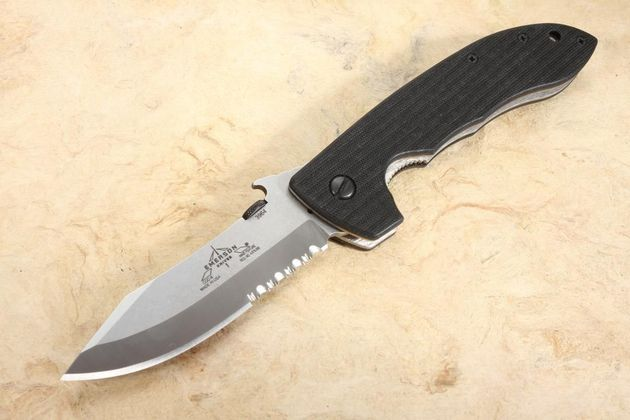 Emerson CQC-8-SFS Serrated Wave Opening Knife