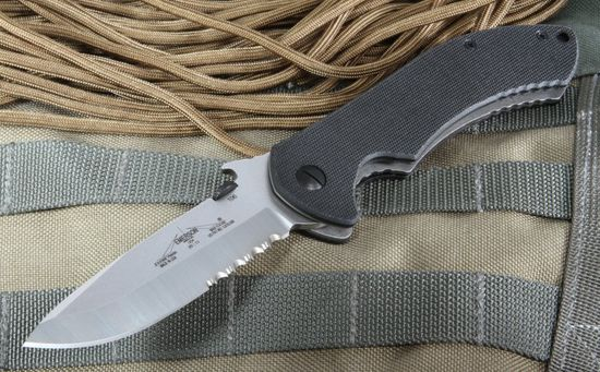 Emerson Journeyman SFS Serrated Folding Knife