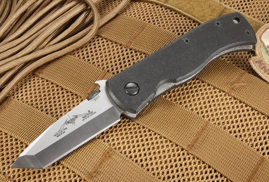 Emerson Mini CQC-7 BW-SF Tactical Folding Knife with 154CM Steel