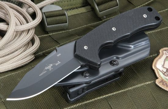 Emerson PUK-BT Police Utility Fixed Blade