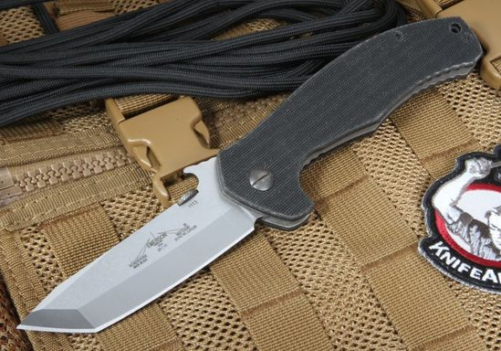 Emerson Roadhouse SF Tactical Folding Knife.