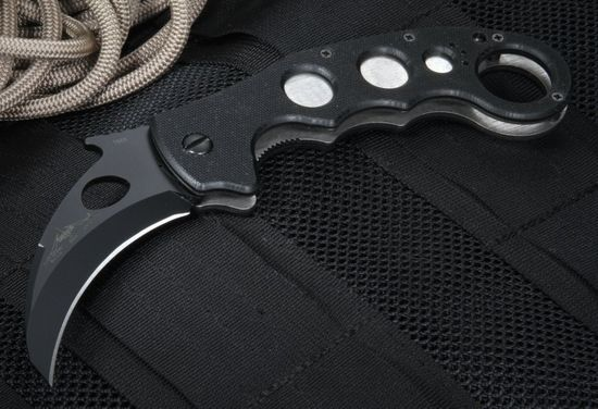 Emerson Super Karambit BT - Black Blade