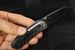 LionSteel Exclusive MINI 8200 Carbon Fiber Folding Knife
