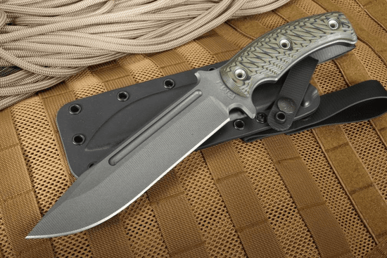 RMJ Tactical Combat Africa - Dirty Olive