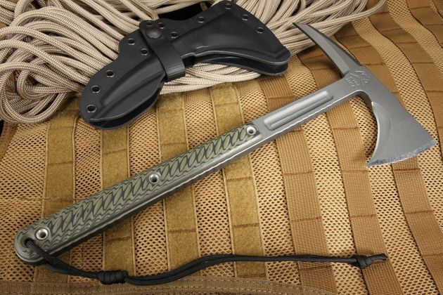 RMJ Tactical Kestrel Tomahawk - Dirty Olive