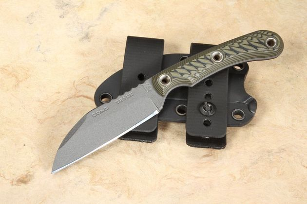 RMJ Tactical COHO Wharncliffe - Dirty Olive