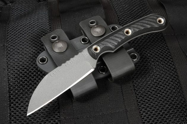 RMJ Tactical COHO Wharncliffe - Black