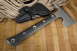 RMJ Tactical Jenny Wren Spike Tomahawk - Black