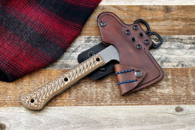 RMJ Tactical Jenny Wren Leather Sheath