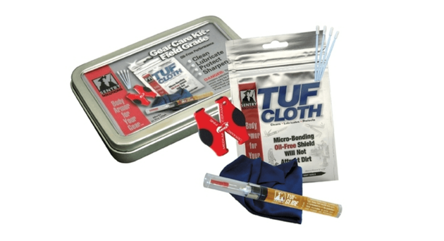 Sentry Solutions Gear Care Kit - Field Grade Tin