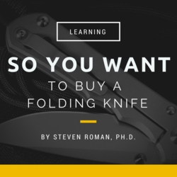 How to select the best knife to purchase. [Article]